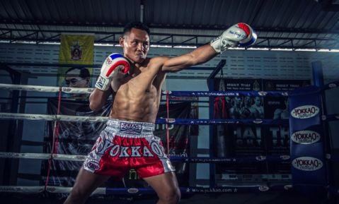 Best Muay Thai fighter soon in the UFC Octagon (VIDEO)