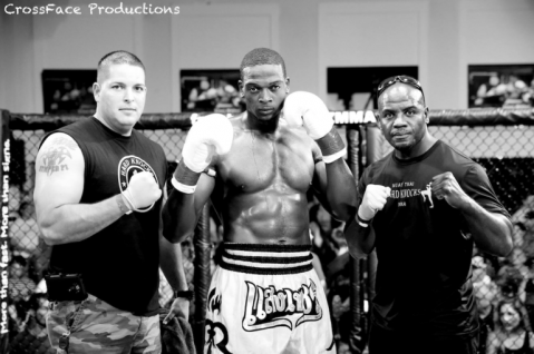 Walker in his own words ready for Lion Fight 37