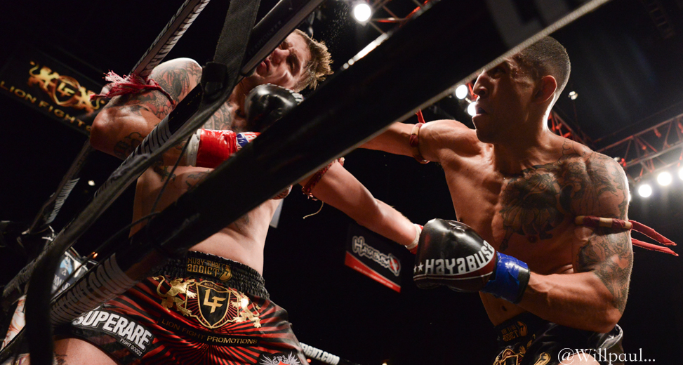 'The Surgeon' aiming to take scalpel to Lion Fight 35 foe