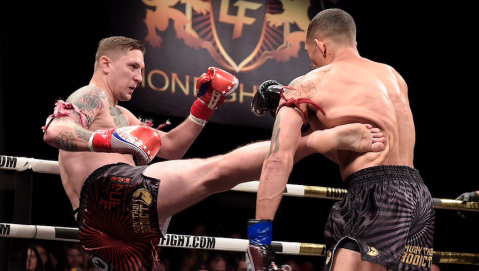 Hlavacek prepared for Lion Fight 36
