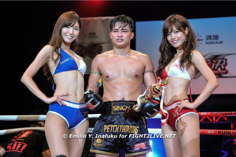 'Petch' in his prime for Lion Fight title shot