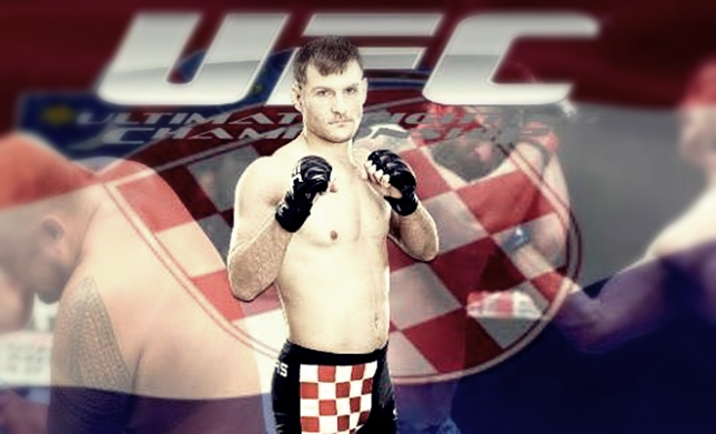 Miočić wants to defend the title in Croatia next time