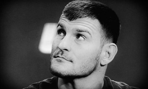 Stipe Miocic is calling out boxing champ Anthony Joshua again