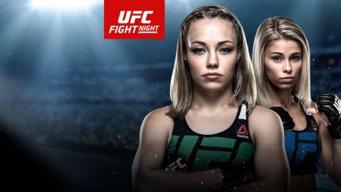 UFC Fight Night 80 Results: Namajunas vs. VanZant