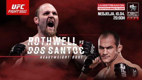 Fight Channel TV to broadcast UFC in Zagreb!