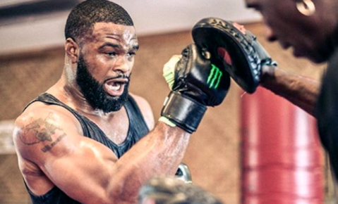 Tyron Woodley: 'Colby Covington is never going to fight again after he faces me'