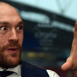 Tyson Fury on Conor McGregor: 'He copied me in everything he does'