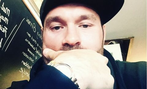 Tyson Fury under investigation for illegal substances abuse