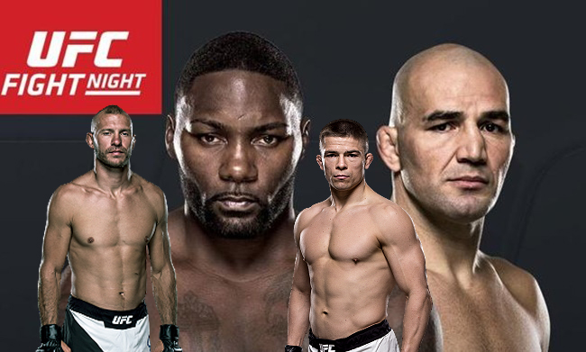 UFC 202 adds Anthony Johnson vs. Glover Teixeira, Donald Cerrone vs. Rick Story