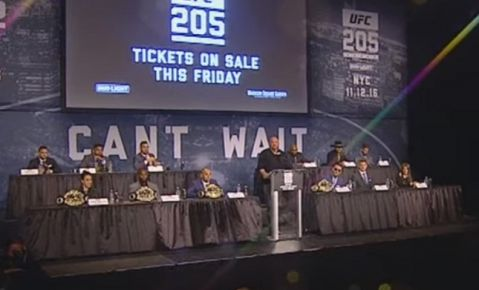 Watch full UFC 205 press conference! (VIDEO)