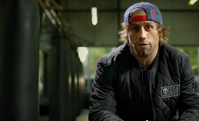 Uriah Faber annouced as a new member of Hall of Fame