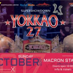 YOKKAO 27: here comes a new challenger!