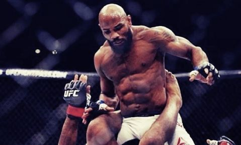 Yoel Romero tested positive for prohibited substance