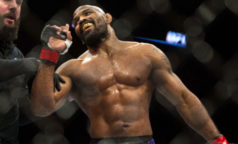 Yoel Romero pops for potential USADA anti-doping violation