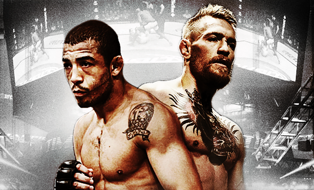 Jose Aldo to Conor McGregor: I will 'whoop your ass anywhere'