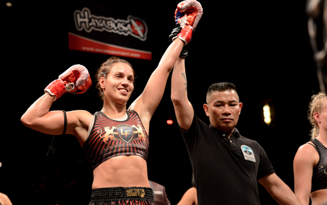 Shevchenko rested and ready to go for third Lion title defense