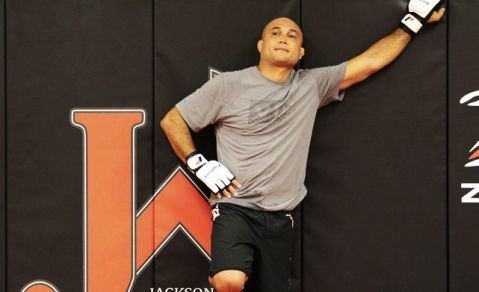 B.J. Penn's return delayed