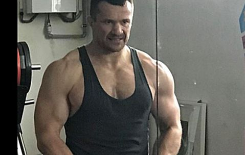 Cro Cop in best shape ever! (PHOTO)