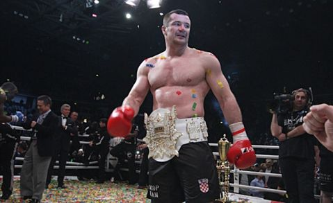 Cro Cop: ' I cannot retire without getting even with Roy Nelson'
