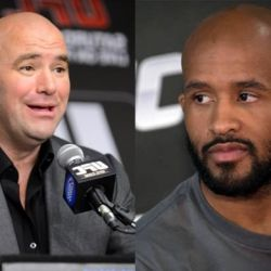 "Dana White on Demetrious Johnson: ""I don't think he's the best P4P fighter"""