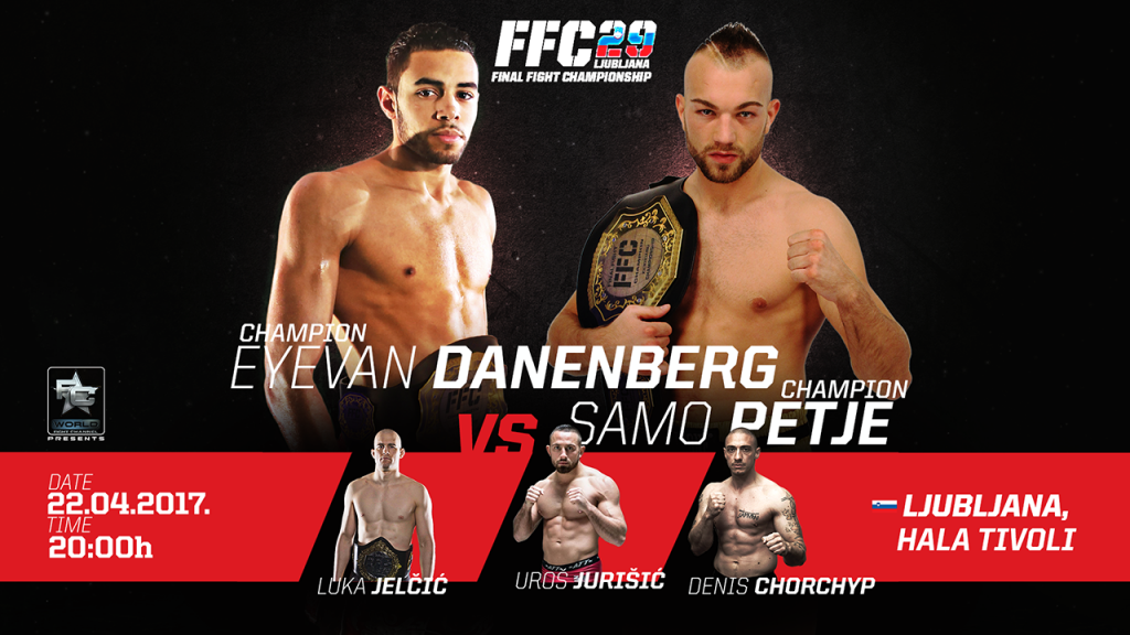 Watch today's pre-fight press conference and weigh-in live at 2 PM at FFCPRO.COM