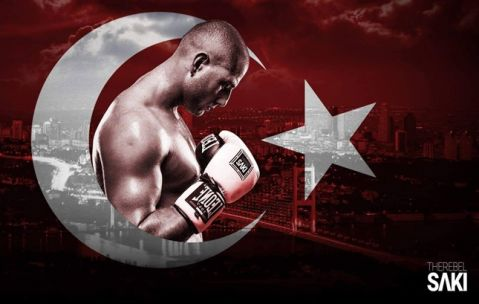 Gokhan Saki signs with the UFC!