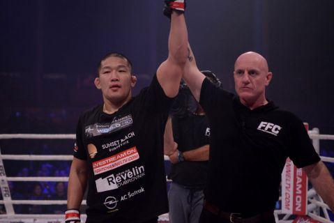 Satoshi Ishii: 'I would love to take the belt back to Croatia!'