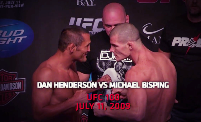 Michael Bisping: 'UFC 204 fight with Dan Henderson is not a rematch'