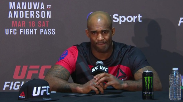 Manuwa: 'I'm not interested in Jon Jones'