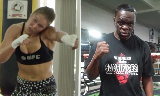 Jeff Mayweather: I can train Ronda Rousey to become a decent striker in 2-3 months