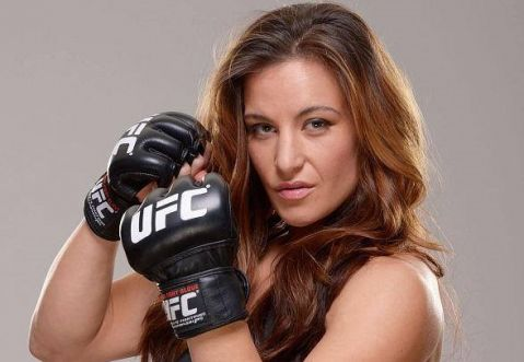 "Miesha Tate: ""UFC has given opportunities to many women to showcase their skill sets"""