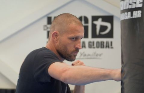 Meet Damir Mirenić – Former MMA fighter turned Krav Maga instructor