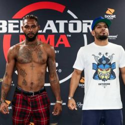 Bellator 204: Caldwell vs. Lahat weigh-in results