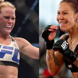 Holly Holm vs. Cris Cyborg title fight confirmed for UFC 219