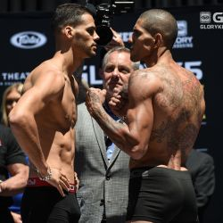Glory 55 Weigh-in Results (VIDEO)
