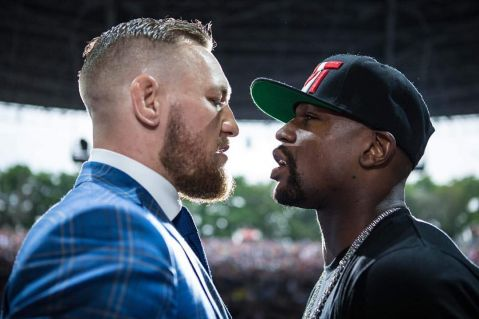 "Check out Showtime's ""All Access"": Mayweather vs. McGregor' trailer! (VIDEO)"