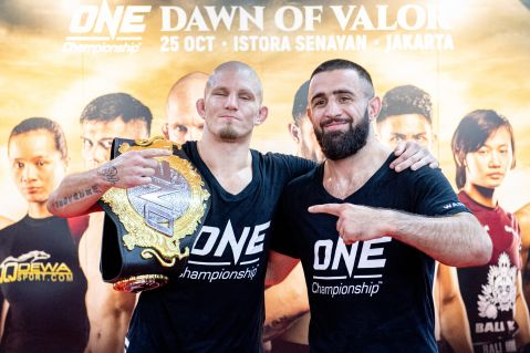 ONE: Dawn of Valor open workout highlights