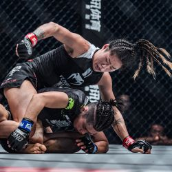 Angela Lee retains ONE atomweight title
