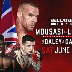 Bellator London confirms bout order for ground-breaking dual broadcast