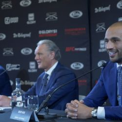 Badr Hari addresses Rico Verhoeven rematch and 2018 plans