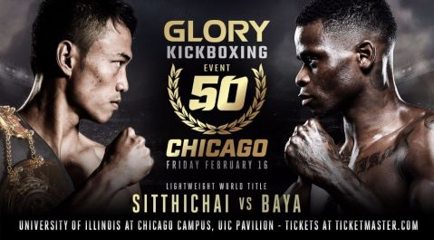 Three Bouts Added to Chicago and Rotterdam Fight Cards