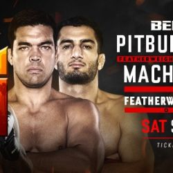 Bellator 228: Machida vs. Mousasi results