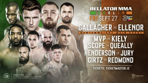 [Video] Bellator Dublin promo