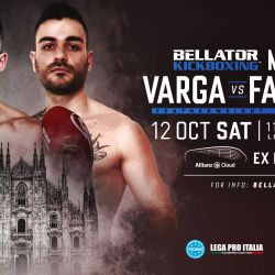 Bellator Kickboxing 12 results