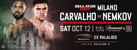 Bellator 230 results