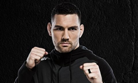 Chris Weidman: 'I Can't Get Beat Up on Long Island'