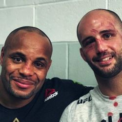 Volkan Oezdemir to Daniel Cormier after UFC 220 loss: 'You deserve this title'