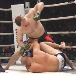 Cro Cop returns to Zagreb and reveals what happened to Kosaka after their fight
