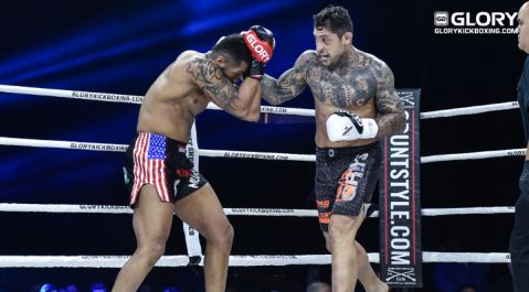 Thiago Silva commences kickboxing career with a win