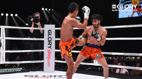 Salvador and Glunder confirmed for GLORY 47 SUPERFIGHT SERIES main event slot